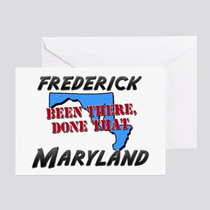 frederick maryland - been there, done that Greetin